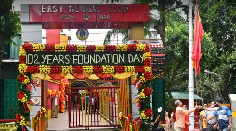 East Bengal Day observes at club premises on Sunday | Sangbad Pratidin