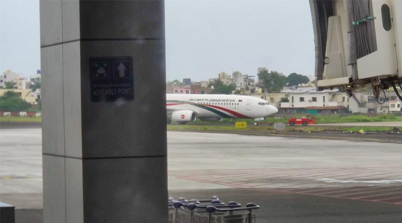 Biman Bangladesh Pilot Suffers Heart Attack Mid-Air, Plane Makes Emergency Landing | Sangbad Pratidin