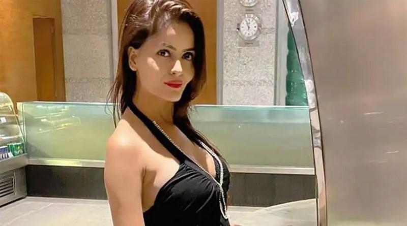 Gehana Vasisth goes bold for Instagram live | Sangbad Pratidin