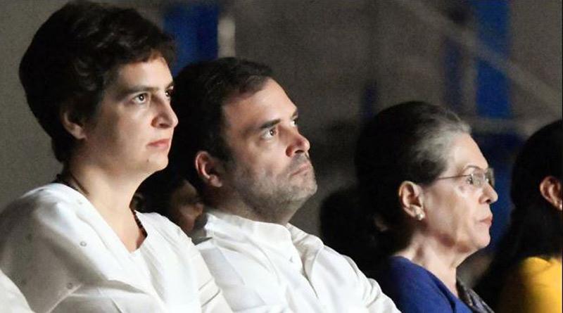 At Kapil Sibal's dinner for opposition, questions on Gandhis' leadership। Sangbad Pratidin