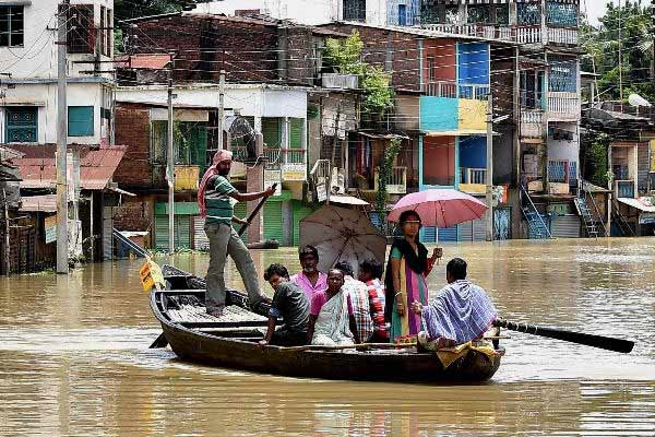 Ghatal-Flood-Situation
