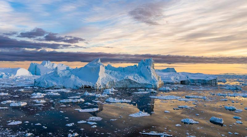 Massive melting event at Greenland ice sheet may cover Florida with 2 inches of water, say scientists | Sangbad Pratidin