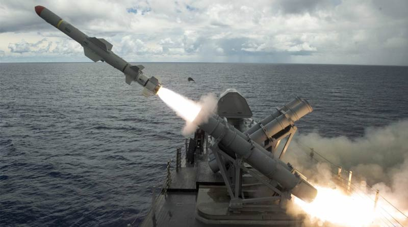 US approves sale of anti-ship Harpoon missile deal with India | Sangbad Pratidin