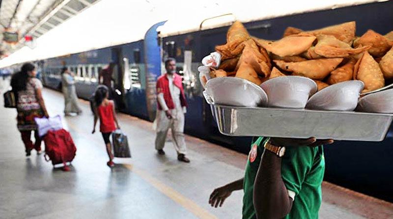 Railways mulls action against hawker menace on trains | Sangbad Pratidin