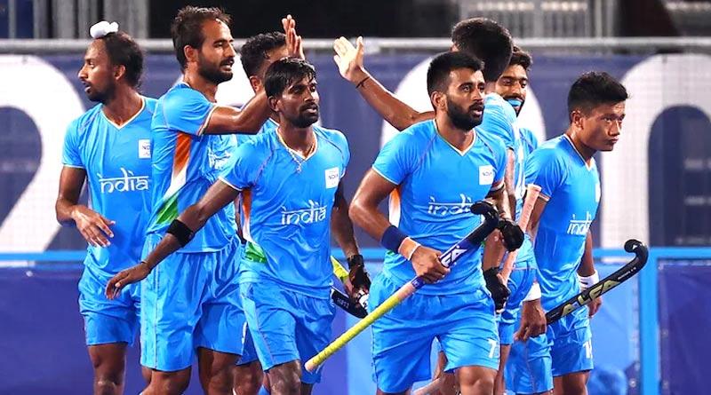 Tokyo Olympics: India Beats Great Britain To March Into Men's Hockey Semis | Sangbad Pratidin
