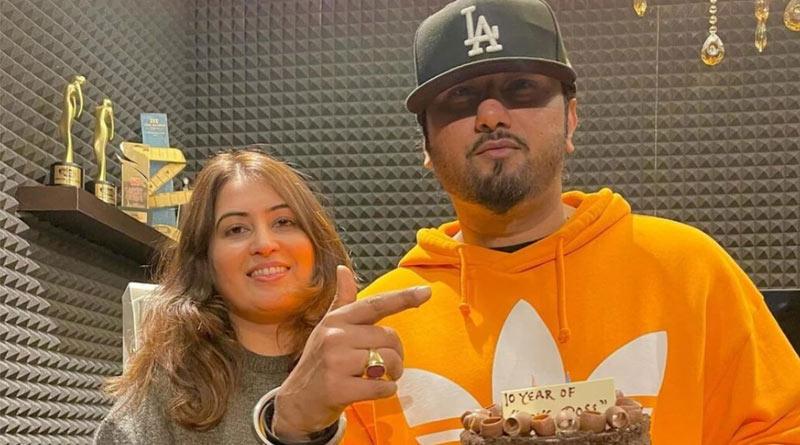 Singer Honey Singh's Wife Breaks Down During Domestic Violence Hearing   Sangbad Pratidin