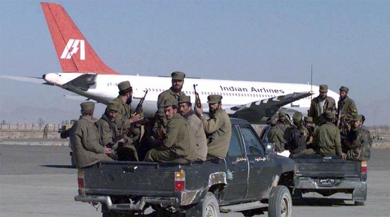 Taliban takeover sparks possibility of another Kandahar plane highjack like incident   Sangbad Pratidin