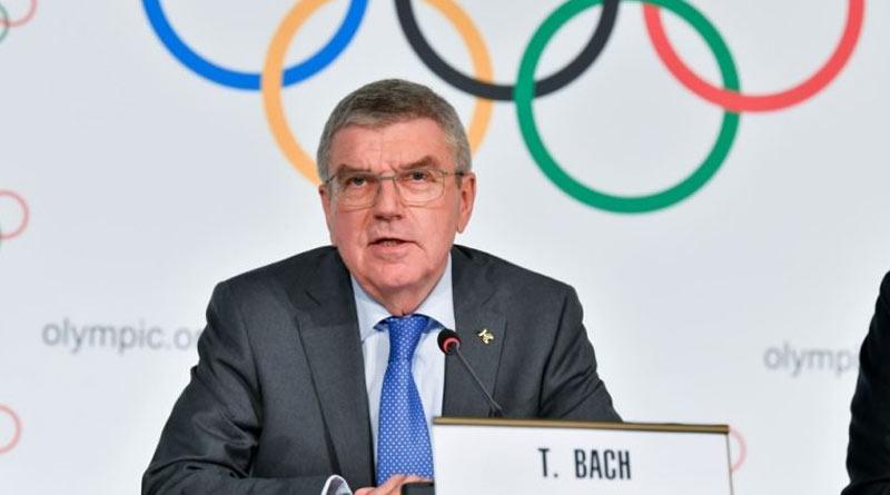 India interested in hosting 2036, 2040 Olympics: IOC President Thomas Bach   Sangbad Pratidin