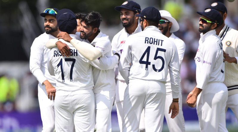 Match result of India vs England 2nd test Day 2 in Lords | Sangbad Pratidin
