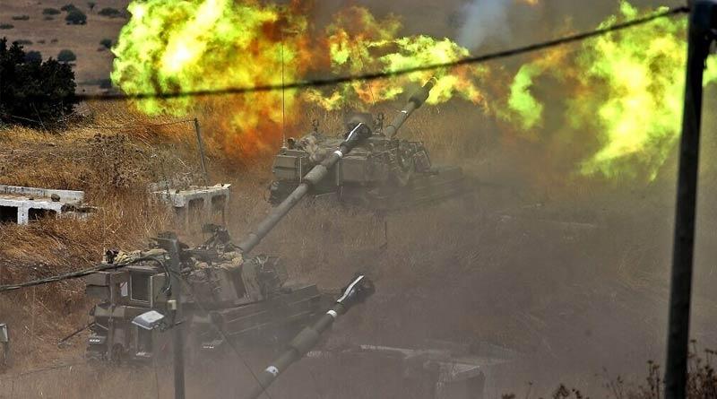 Hezbollah launches rocket fire in response to Israeli air attacks | Sangbad Pratidin