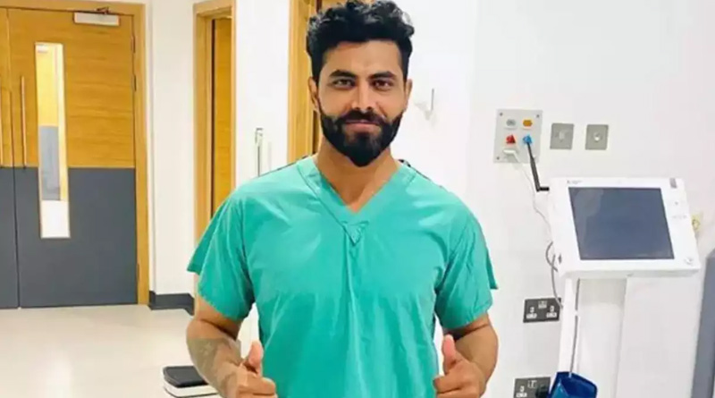 India allrounder Ravindra Jadeja taken to hospital after lost to England in 3rd Test | Sangbad Pratidin