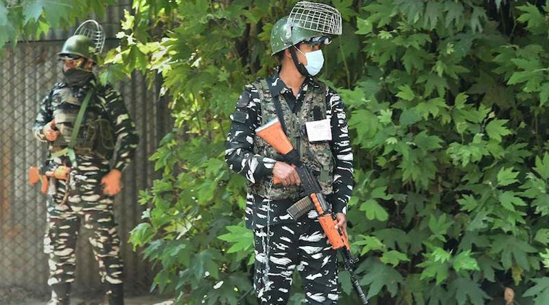 LeT terrorist Umar Mustaq Khandey neutralised in Kashmir | Sangbad Pratidin