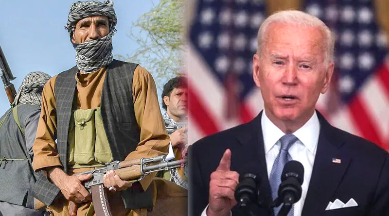 'I can't promise what the final outcome will be or what it'll be', US Persident Joe Biden said on Afghanistan Crisis | Sangbad Pratidin