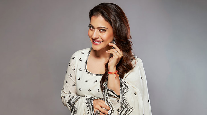 Bollywood Actress Kajol joked about managing weight goes viral | Sangbad Pratidin