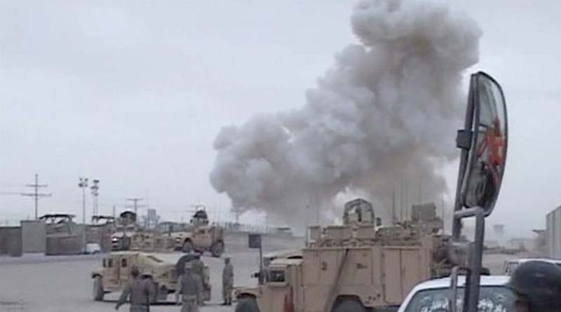 Taliban Rockets hit Kandahar airport in southern Afghanistan | Sangbad Pratidin