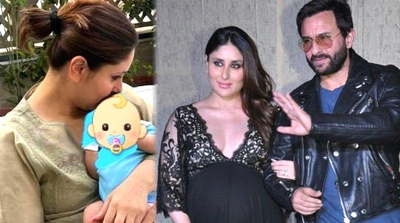 Kareena Kapoor and Saif Ali Khan trolled after report suggested celeb couple named thier second child Jehangir Ali Khan | Sangbad Pratidin