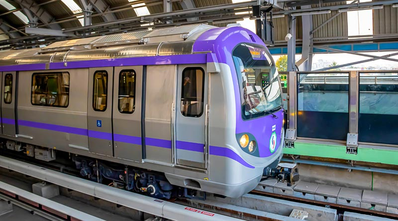 METRO RAILWAY OFFERS SEVEN METRO STATIONS FOR STATION BRANDING RIGHTS   Sangbad Pratidin