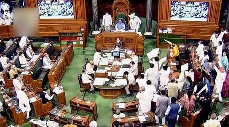 The Essential Defence Services Bill, 2021 has been passed in Lok Sabha | Sangbad Pratidin