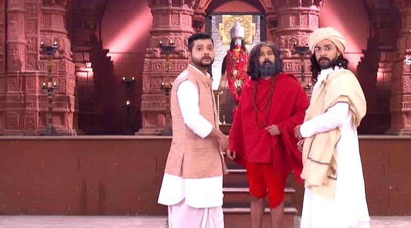 Rabindranath Tagore meets Bamakhepa in special episode of Mahapeeth Tarapeeth   Sangbad Pratidin