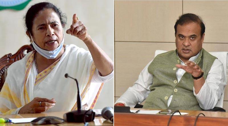 Assam CM Himanta Biswa Sharma says he will arrange red carpet welcome for Mamata Banerjee | Sangbad Pratidin