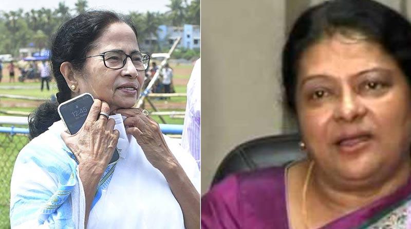 Mamata Banerjee invited Somen Mitra's wife Shikha Mitra to join TMC
