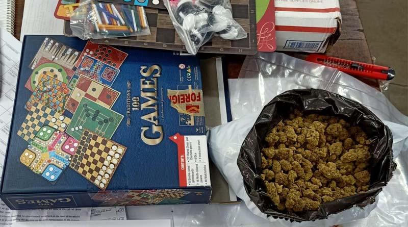 NCB seized Cannabis appx of 20 KGs from Kolkata, arrests 3 | Sangbad Pratidin