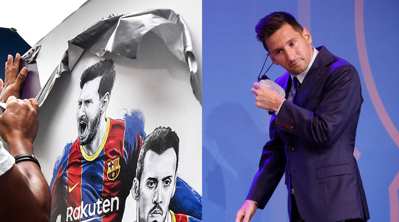Lionel Messi agrees to join Paris Saint-Germain on two-year contract | Sangbad Pratidin