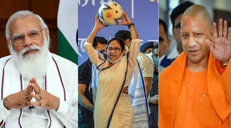 Gujarat and Uttar Pradesh Govt. does not give permission for Khela Hobe Diwas to TMC | Sangbad Pratidin