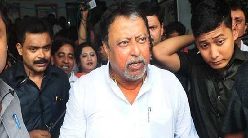 TMC leader Mukul Roy admitted to SSKM | Sangbad Pratidin