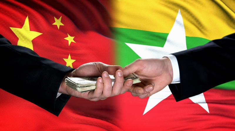 China to fund 6 million dollar Myanmar projects in agreement with junta   Sangbad Pratidin