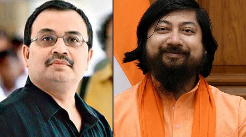 BJP MP Nishith Pramanik supports division of West Bengal | Sangbad Pratidin