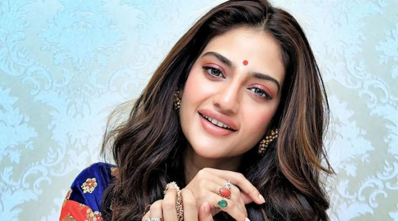 Actress-MP Nusrat Jahan was reportedly listening music during birth of her baby boy | Sangbad Pratidin