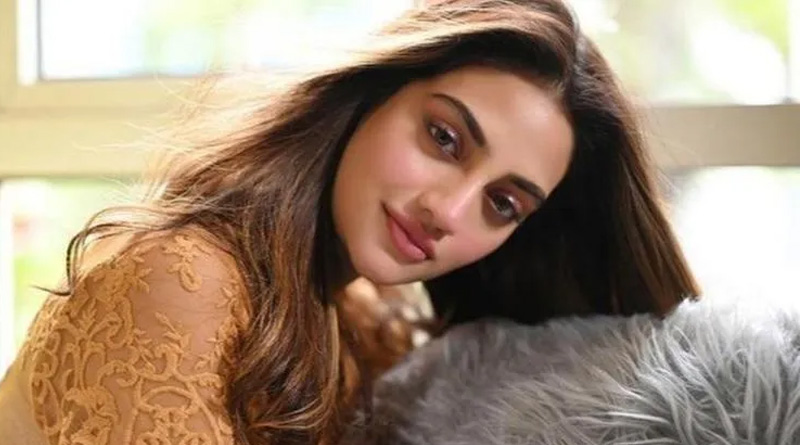 Nusrat Jahan's look from new movie goes viral | Sangbad Pratidin