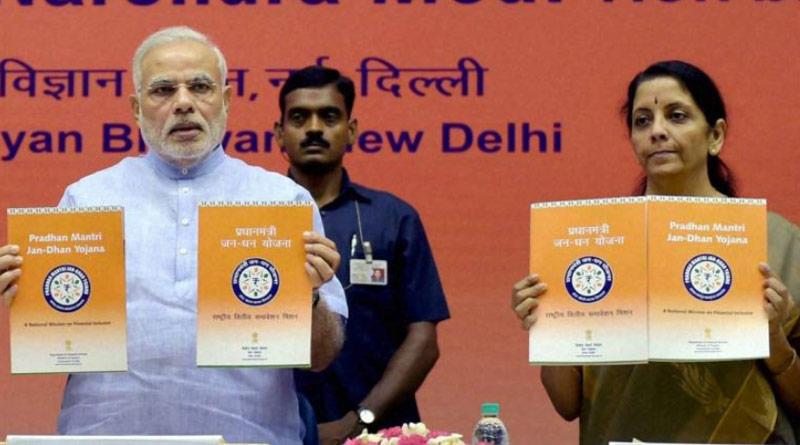 Centre mulls insurance for Jan Dhan bank account holders | Sangbad Pratidin