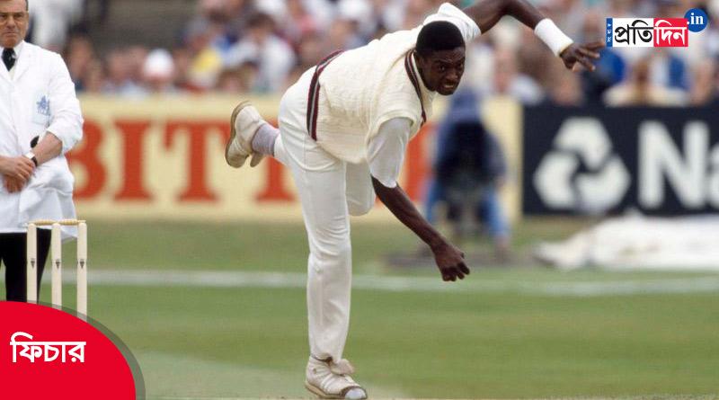 Ferocious West Indies Fast Bowler Patrick Patterson has now gone to oblivion। Sangbad Pratidin