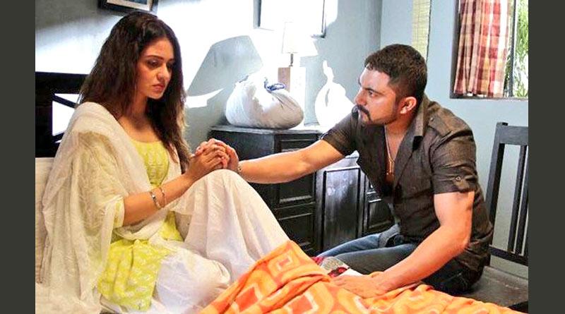 Review Soham Chakraborty and Priyanka Sarkar starrer Bengali film Pratighat | Sangbad Pratidin