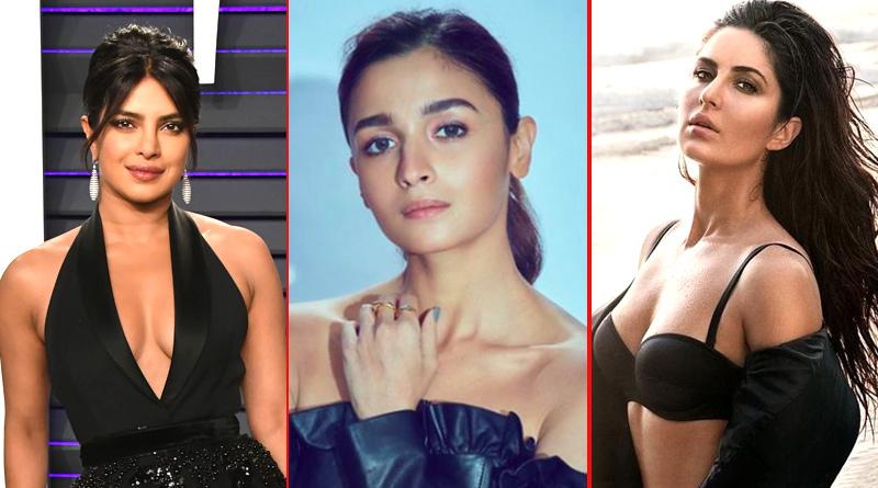 Priyanka Chopra Jonas, Katrina Kaif and Alia Bhatt in Farhan Akhtar's new film titled Jee Le Zaraa   Sangbad Pratidin