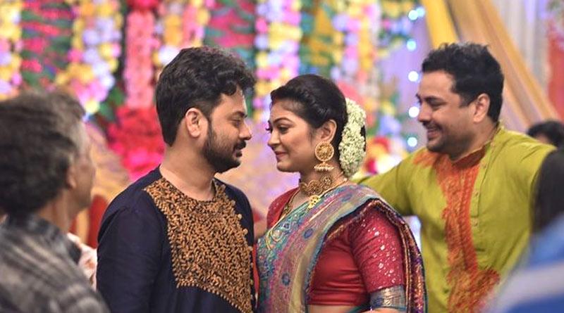Rahul Banerjee and Rukma Roy uploaded Bachpan Ka Pyaar video as Raja-Mampi   Sangbad Pratidin