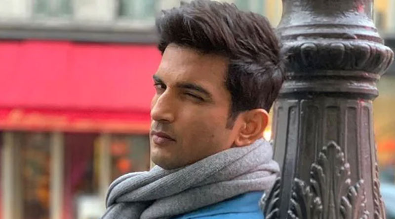Late Actor Sushant Singh Sajput's new picture posted from his facebook account   Sangbad Pratidin