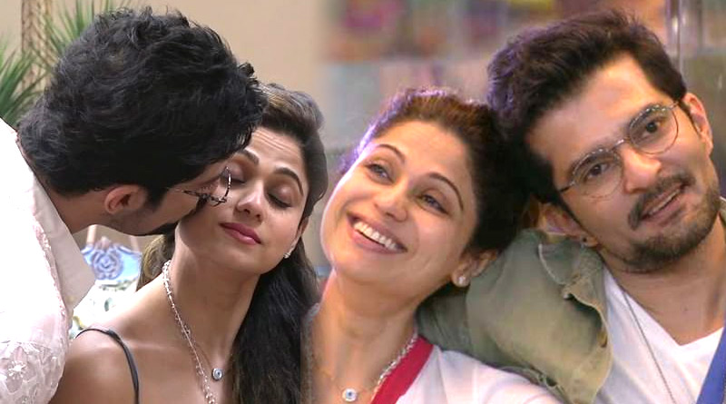 Hot chemistry between Raqesh Bapat and Shamita Shetty in Bigg Boss OTT | Sangbad Pratidin