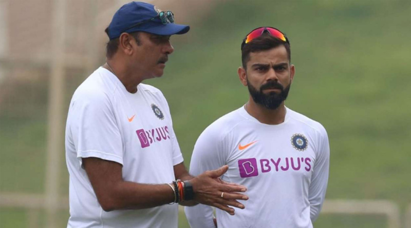 May be one Indian will replace Ravi Shastri as Team India coach? | Sangbad Pratidin