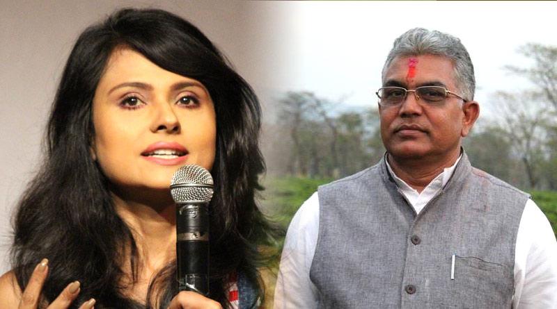 Rupa Bhattacharjee slams BJP's Dilip Ghosh, leaves politics | Sangbad Pratidin