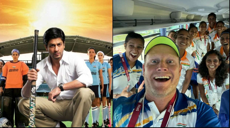 Just bring some Gold writes Shah Rukh Khan to the coach of Indian womens hockey team | Sangbad Pratidin