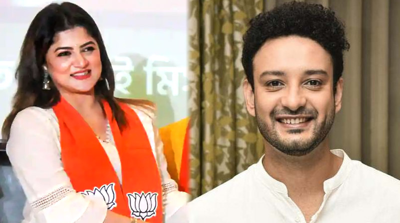 Here is what Saheb Bhattacharya commented on Srabanti Chatterjee's post   Sangbad Pratidin