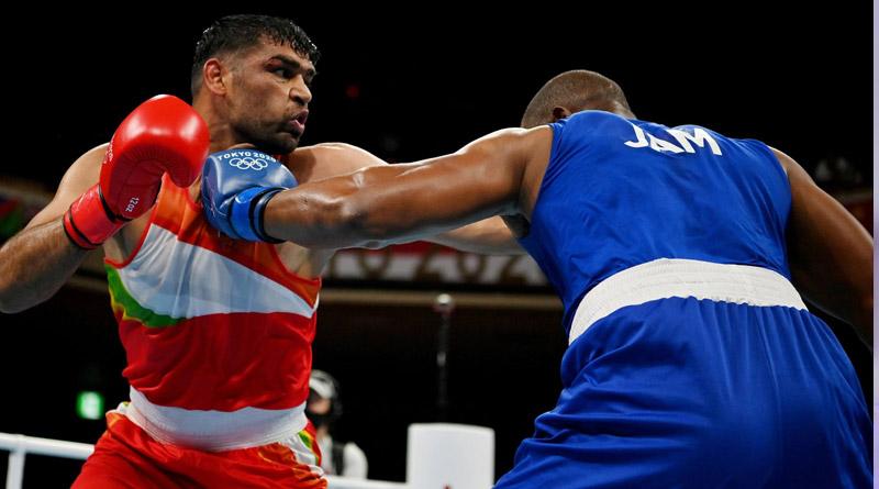 Tokyo Olympics: Satish Kumar shows his spirit, earns respect from opponents | Sangbad Pratidin