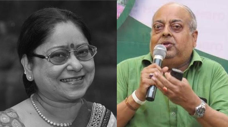 Mohun Bagan president Swapan Sadhan Bose's wife Shampa Bose passes away | Sangbad Pratidin