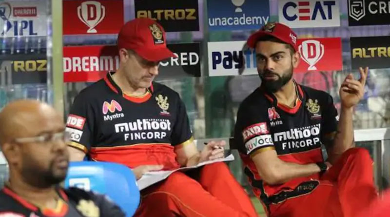 IPL 2021: RCB head coach Simon Katich steps down | Sangbad Pratidin