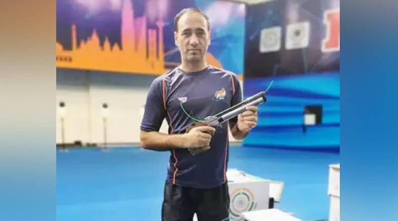 Tokyo Paralympics: Tokyo Paralympics: India's Singhraj Adhana wins bronze in men's 10m air pistol SH1 final | Sangbad Pratidin