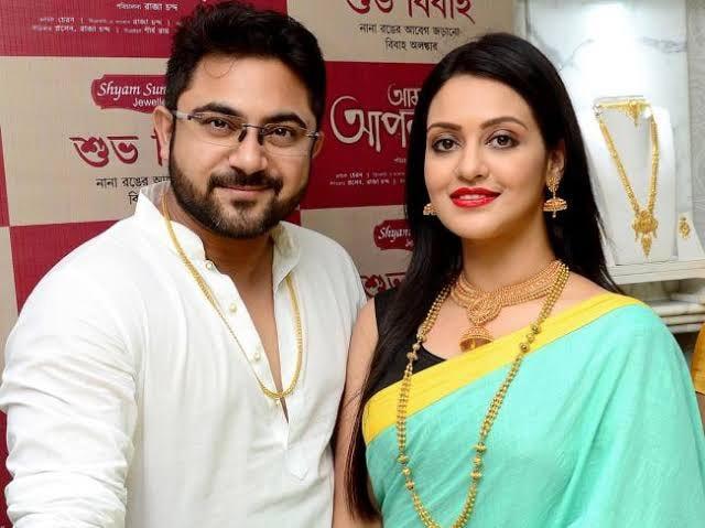 Soham and Priyanka