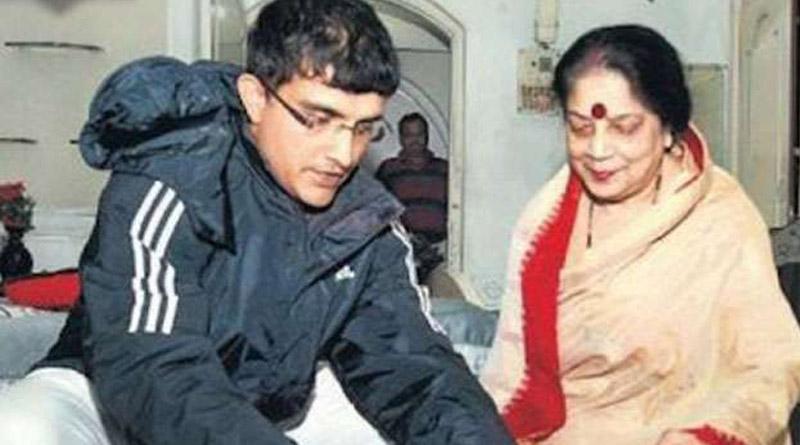 BCCI President Sourav Ganguly's mother Tested positive for Coronavirus | Sangbad Pratidin